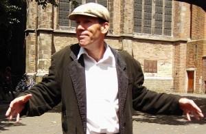 verhalenverteller Peter Faber